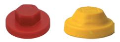 Kotvení opláštění budov - krycí kloboučky