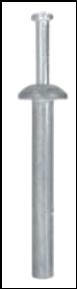 Univerzální kotvení - natloukací hmoždinky kovové
