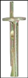 Univerzální kotvení - natloukací hřeby kovové