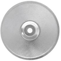 Kotvení plochých střech - ocelová podložka kruhová