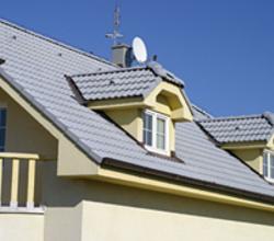 Sortiment - šikmé střechy a příslušenství