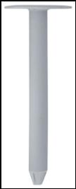 Kotvení plochých střech - teleskopická hmoždinka