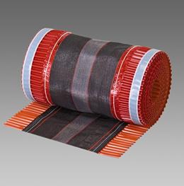 Příslušenství šikmých střech - hřebenový pás Izoroll max