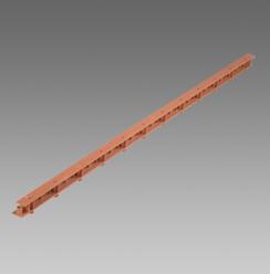 Příslušenství šikmých střech - ventilační mřížka