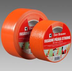 Univerzální pásky a fólie - fasádní páska