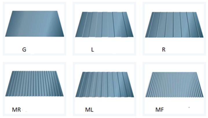 Sendvičové panely - Sendvičový panel s polyuretanovým jádrem - stěnový