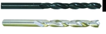 Vrtáky do kovu HSS válcované DIN 938