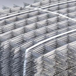Betonářská výztuž - armovací kari sítě