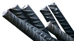 Betonářská výztuž - betonářská ocel (roxory)